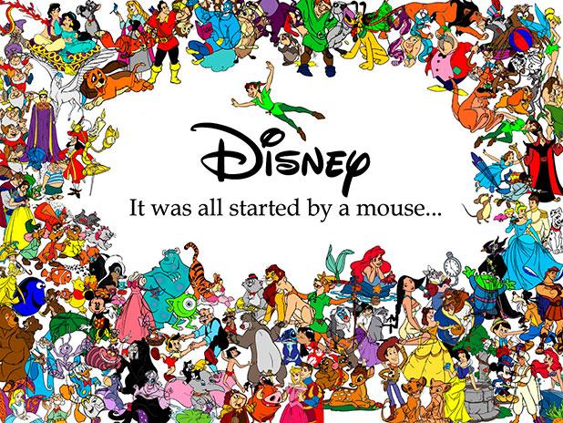 4 clases de la Universidad Disney para ser exitoso