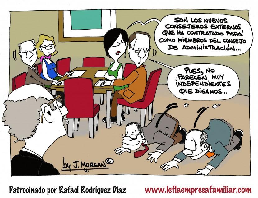 Los beneficios de contar con independientes en el consejo de administración de una empresa familiar