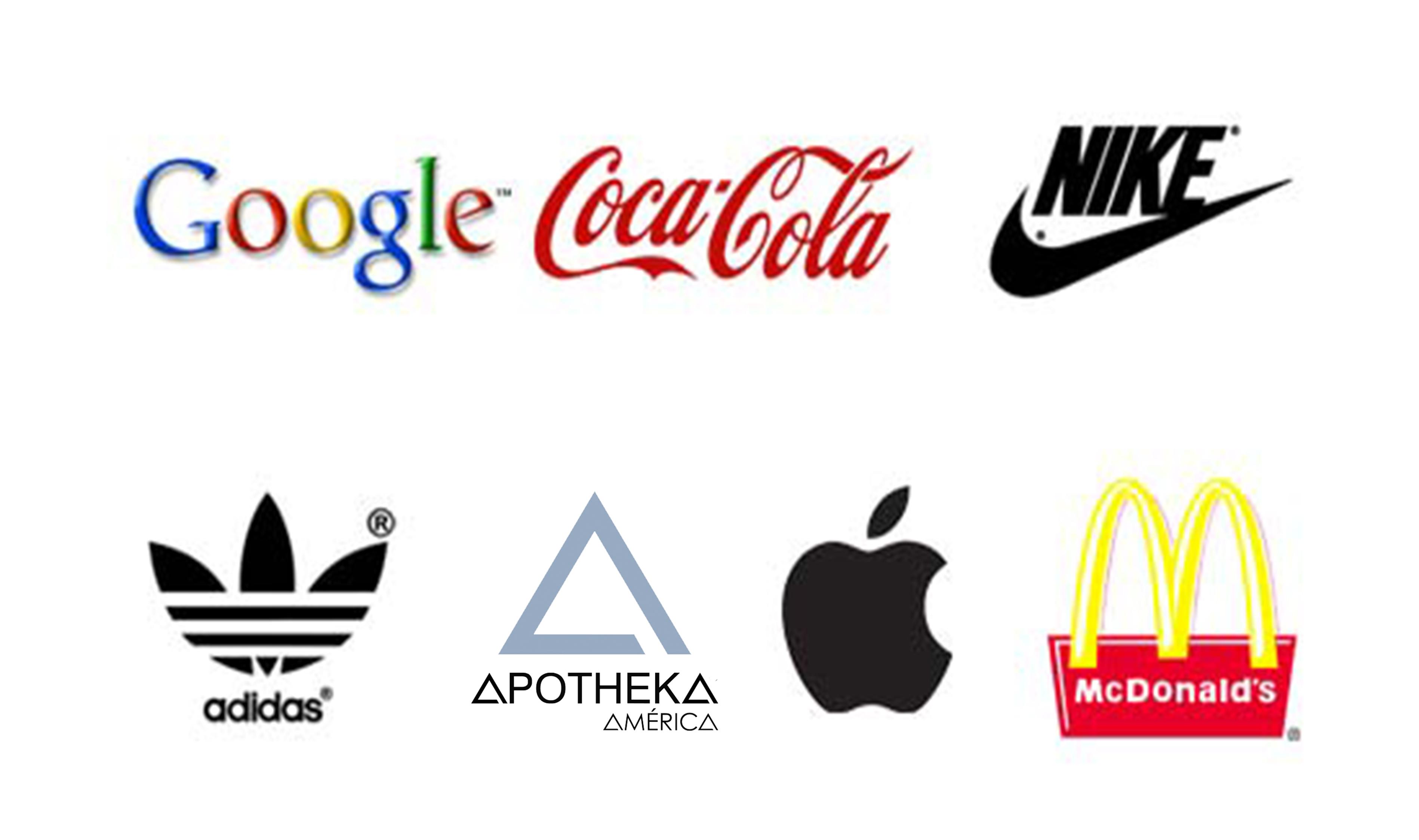 11 obsesiones que puedes copiar de las grandes empresas y for Empresa logos