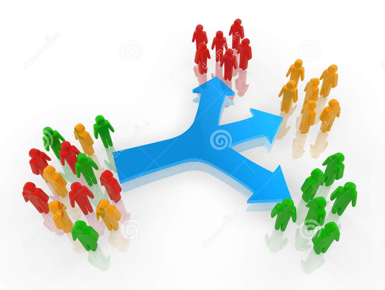 La importancia de la segmentaci n en los mercados actuales for Best group pictures