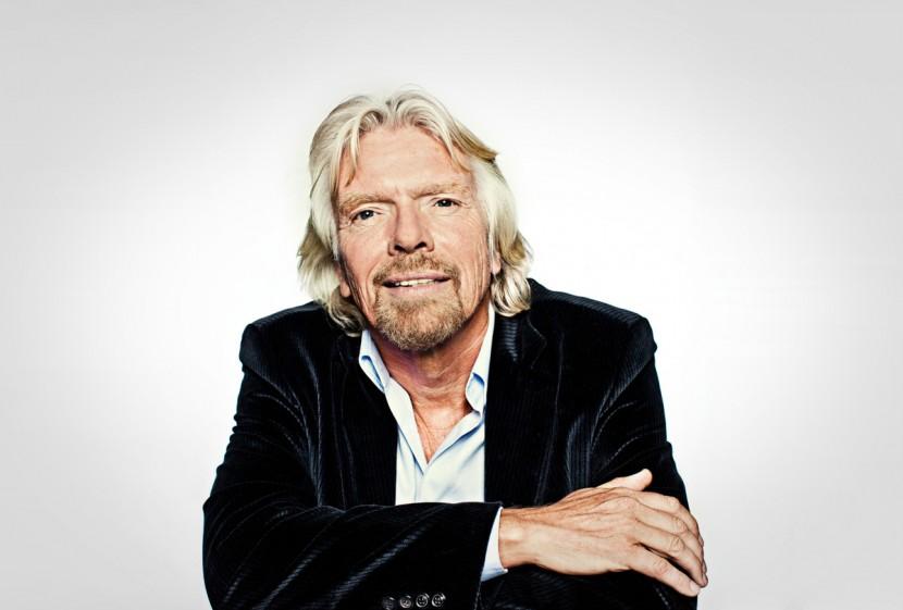El liderazgo de Richard Branson en 10 preceptos