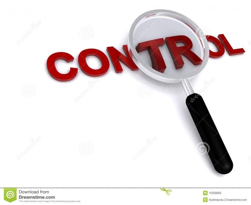 Sobre el control y el seguimiento de la gestión