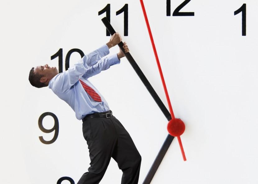 ¿Eres dueño de tu tiempo?