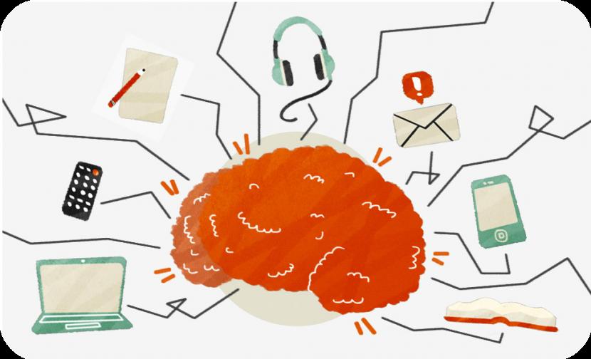 Tres daños que produce la multitarea al cerebro y a las decisiones.