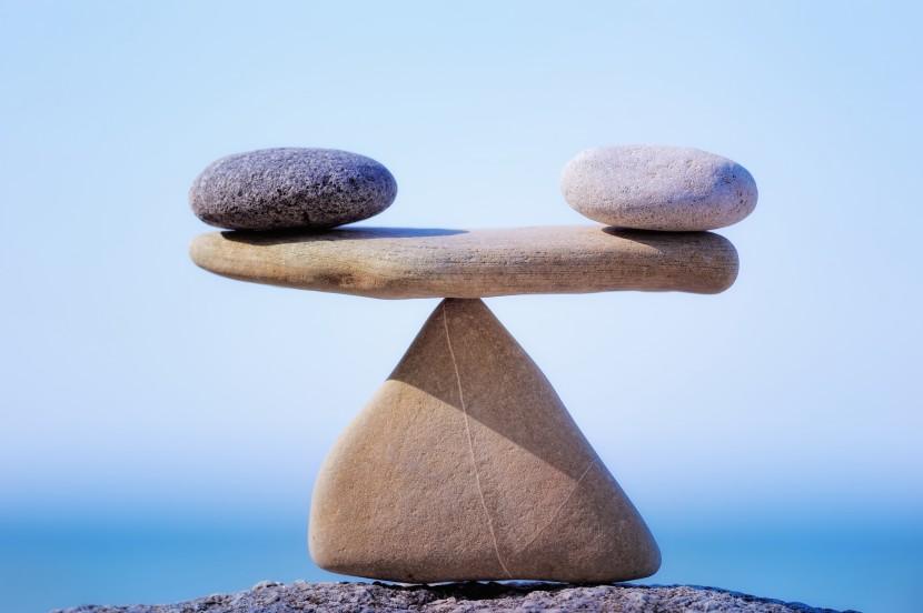 La práctica del equilibrio en nuestras relaciones