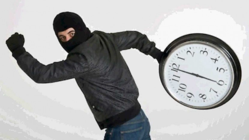 Ladrones de tiempo: eludiendo responsabilidad