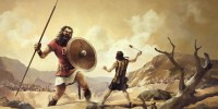 David-y-Goliath