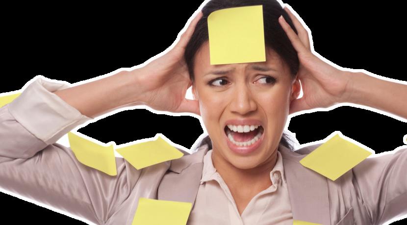 Cómo puedes evitar tú el estrés laboral