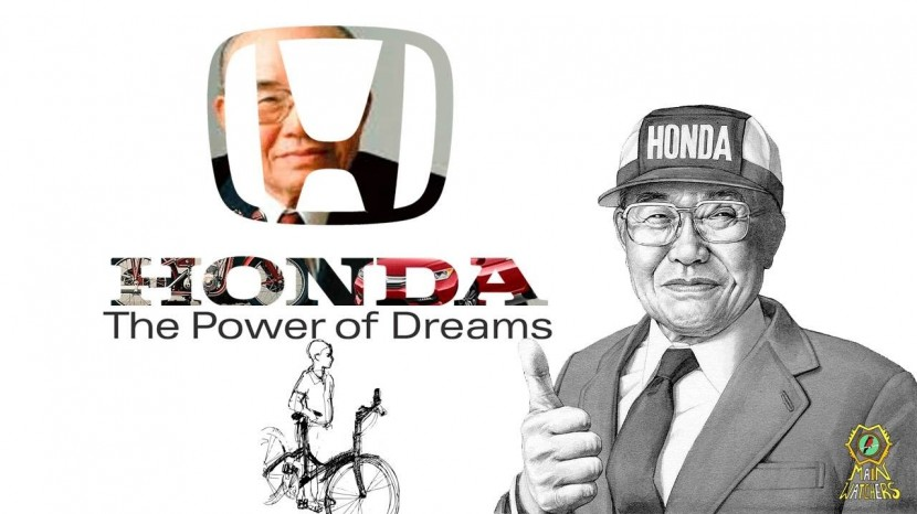 Soichiro Honda, el renacido de las cenizas