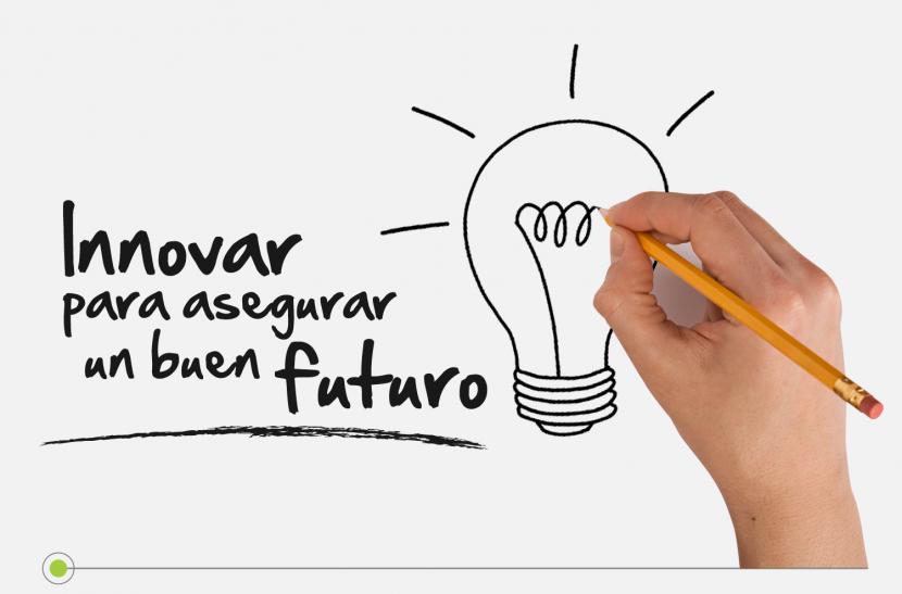 INNOVACIÓN es el proceso de la creación y gestión de las ideas