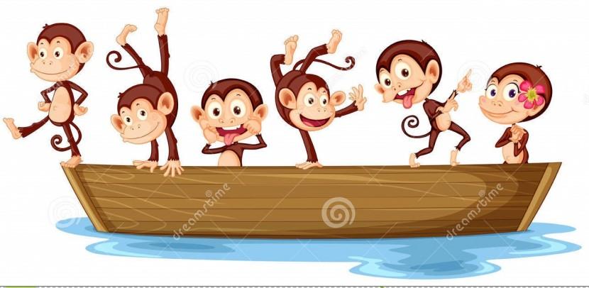 Delegar para arriba o deshacerse de los monos
