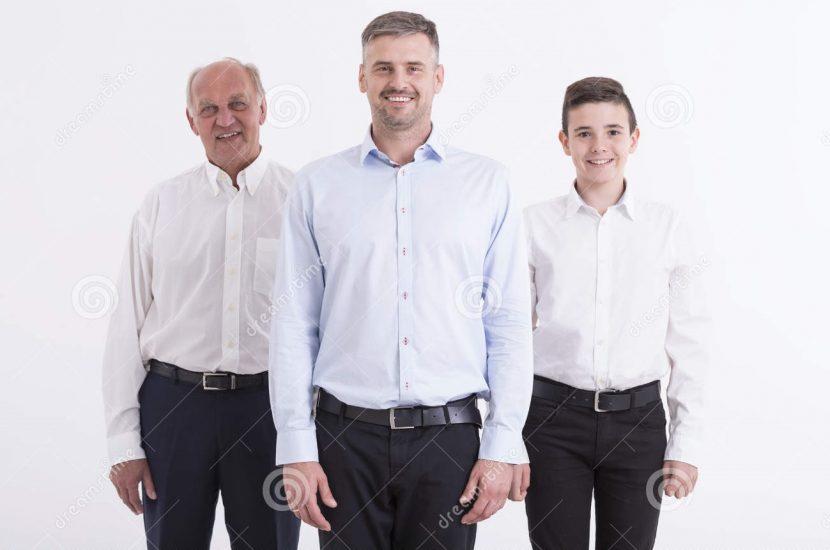 Empresas Familiares: Tres generaciones conviven hoy en las empresas