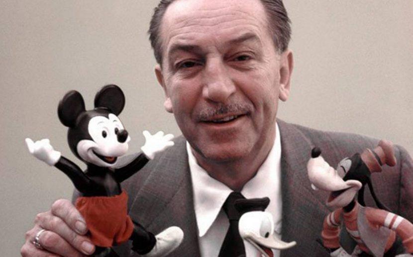 Pensamientos de Walt Disney… Un gran emprendedor
