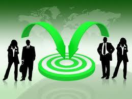 Los objetivos de una empresa