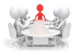 La empresa y las reuniones