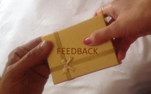 3 consejos para dar un feedback eficaz