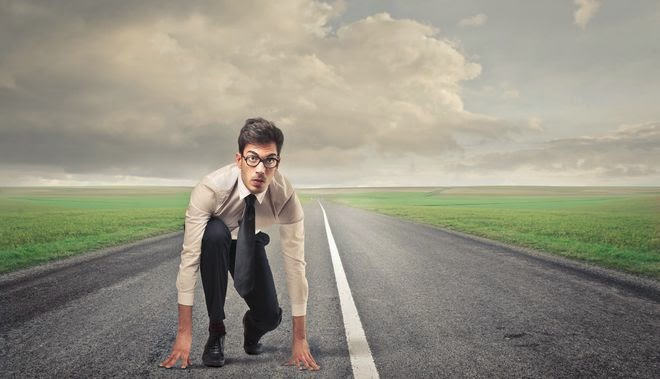 Las dos decisiones que hacen a un emprendedor