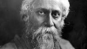 Frase de Rabindranath Tagore