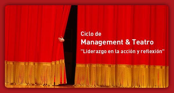 Nuestro nuevo proyecto en marcha: MANAGEMENT & TEATRO