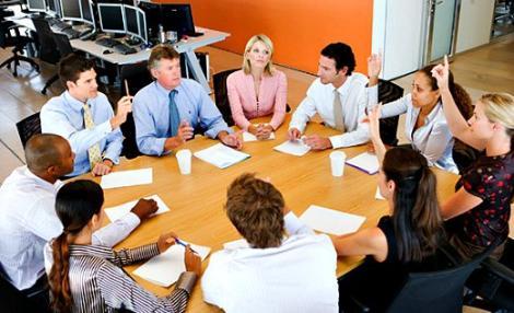 8 etapas de la toma de decisiones en grupo.