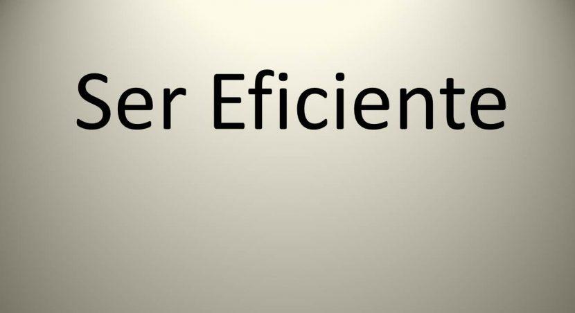 Cómo ser una empresa eficiente?