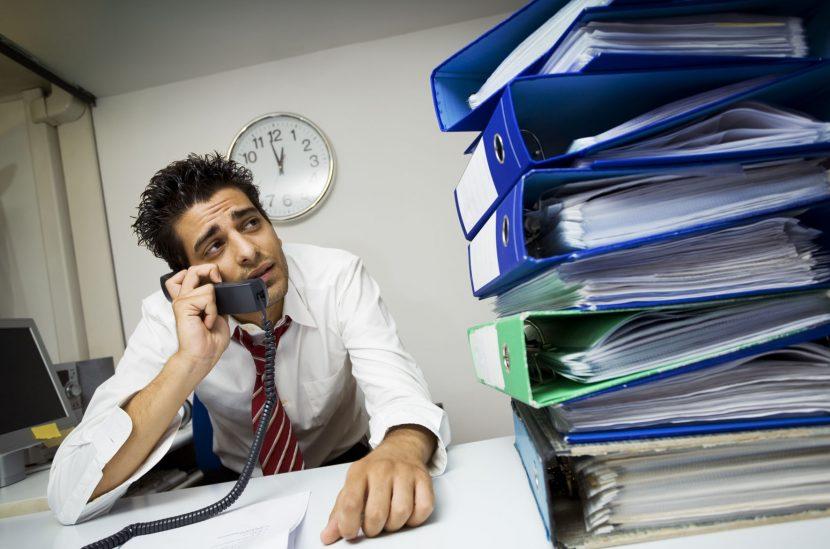 Cómo evitar que el estrés se instale en la empresa