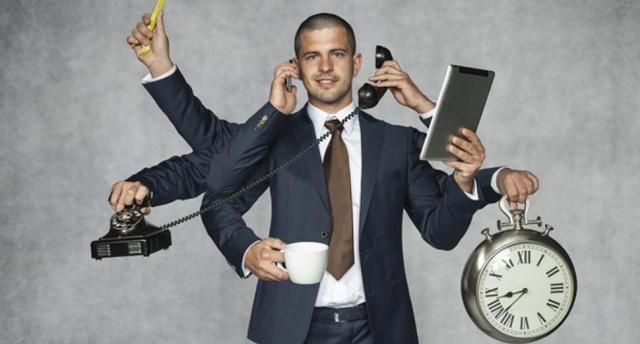 10 diferencias entre estar ocupado y ser productivo