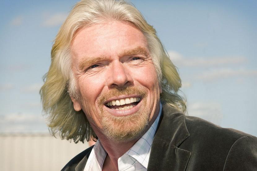 RICHARD BRANSON: La pasión puede vender una idea