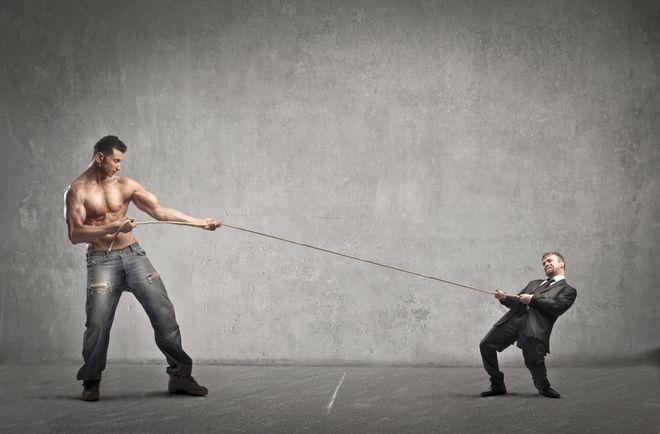 Estrategias para competir con los grandes cuando eres pequeño