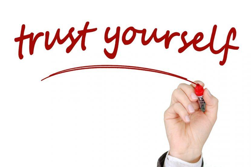 Confiar en ti mismo te asegura el éxito