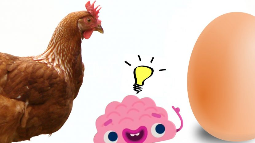 ¡Cambio! ¿Cómo? ¿Dónde el huevo, cuándo la gallina?