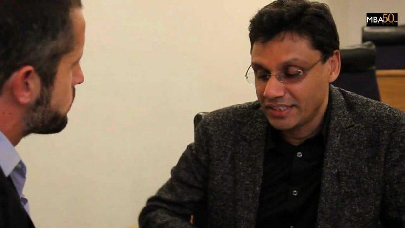 Entrevista al Profesor Nirmalya Kumar de IMD Suiza