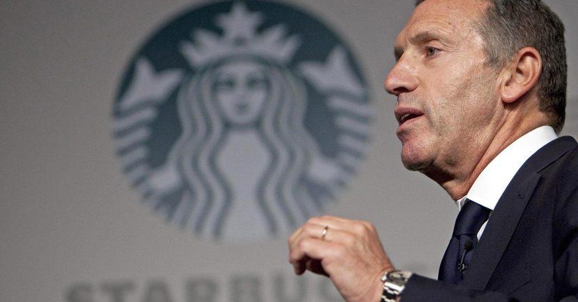Los 12 principios del éxito del CEO de Starbucks
