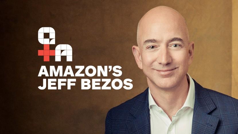 DAVID SELINGER: 3 cosas que aprendí de Jeff Bezos
