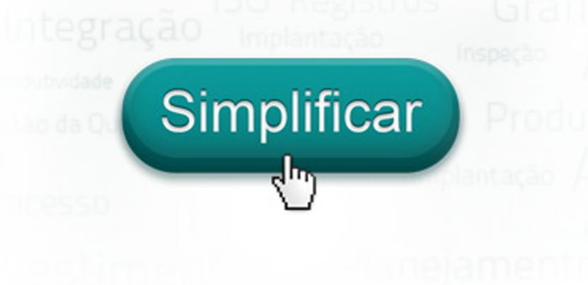 Simplificar es mejor