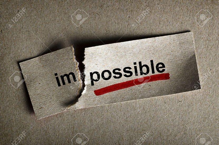La magia de lo imposible