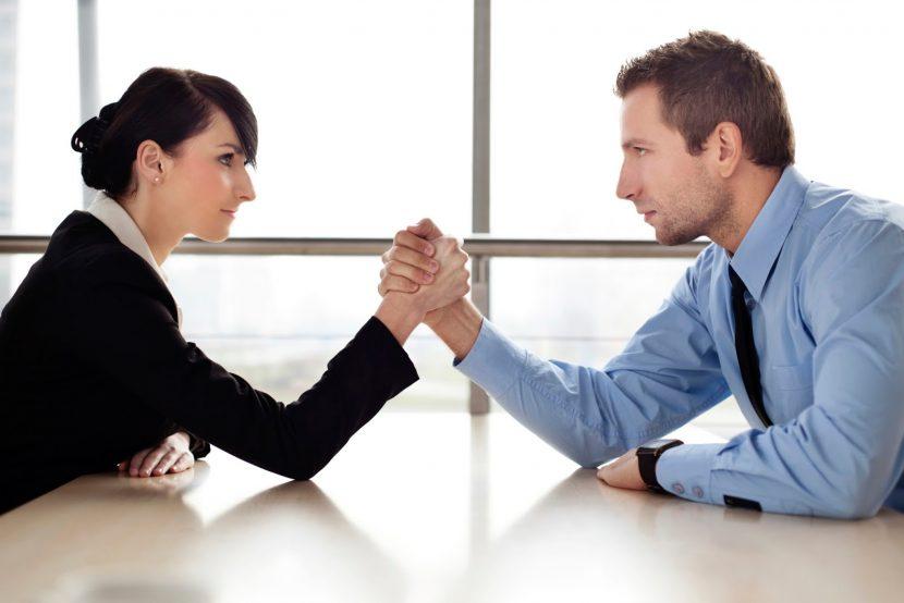 Los conflictos: 5 condiciones previas y 5 fases del desarrollo del conflicto.