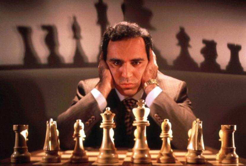 """Gary Kasparov: """"Creo en el emprendimiento y quiero más libertad para los emprendedores"""""""