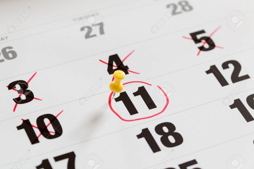 Empresas Familiares: fijarse un calendario