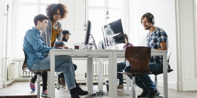 Los millenials imponen nuevas formas de trabajo
