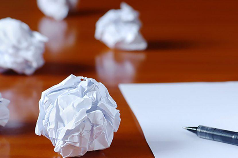 El error, una experiencia que puede llevar a un gran éxito