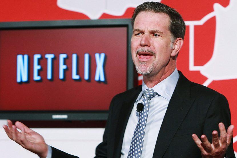 """Marc Randolph, el co-fundador de Netflix: """"El plan de negocios no funcionó"""""""
