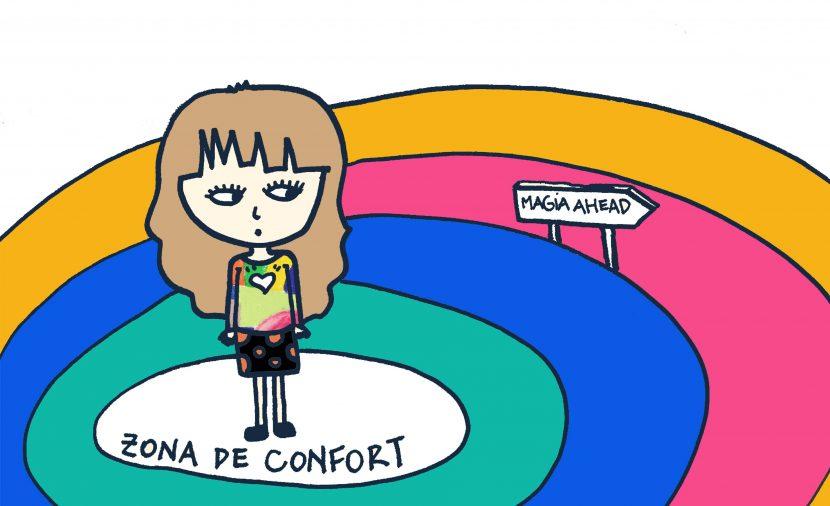 ¿Zona de confort? Aquí tienes 40 formas de salir de ella