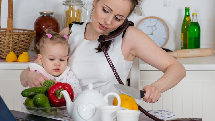 ¿Madre emprendedora? 6 consejos de vida para ti