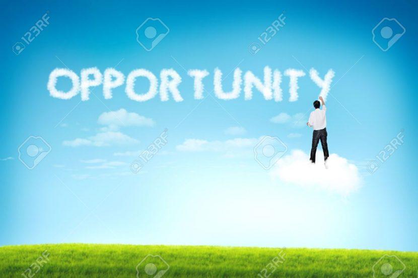 El beneficio de la oportunidad