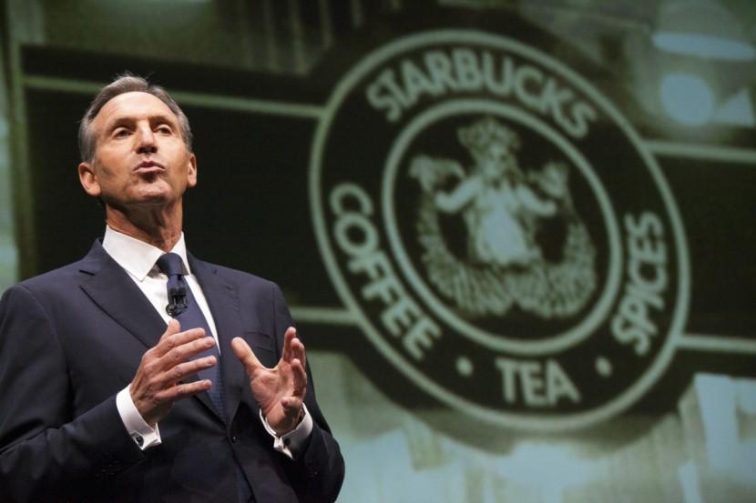 """HOWARD SCHULTZ (Starbucks): """"Un CEO exitoso es 100% emocional"""""""