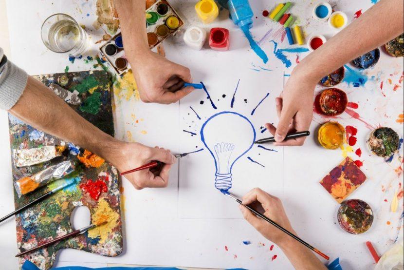 Cuatro mitos acerca de la creatividad en la oficina.