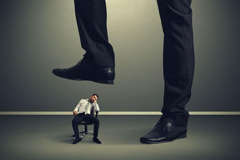 ¿Por qué los jefes arruinan la efectividad?