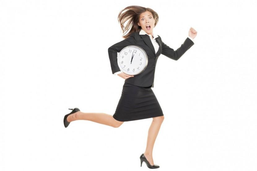 Por qué tu sensación de no tener suficiente tiempo es mentira