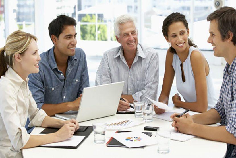 Cómo crear un equipo fuerte en un entorno de trabajo multigeneracional
